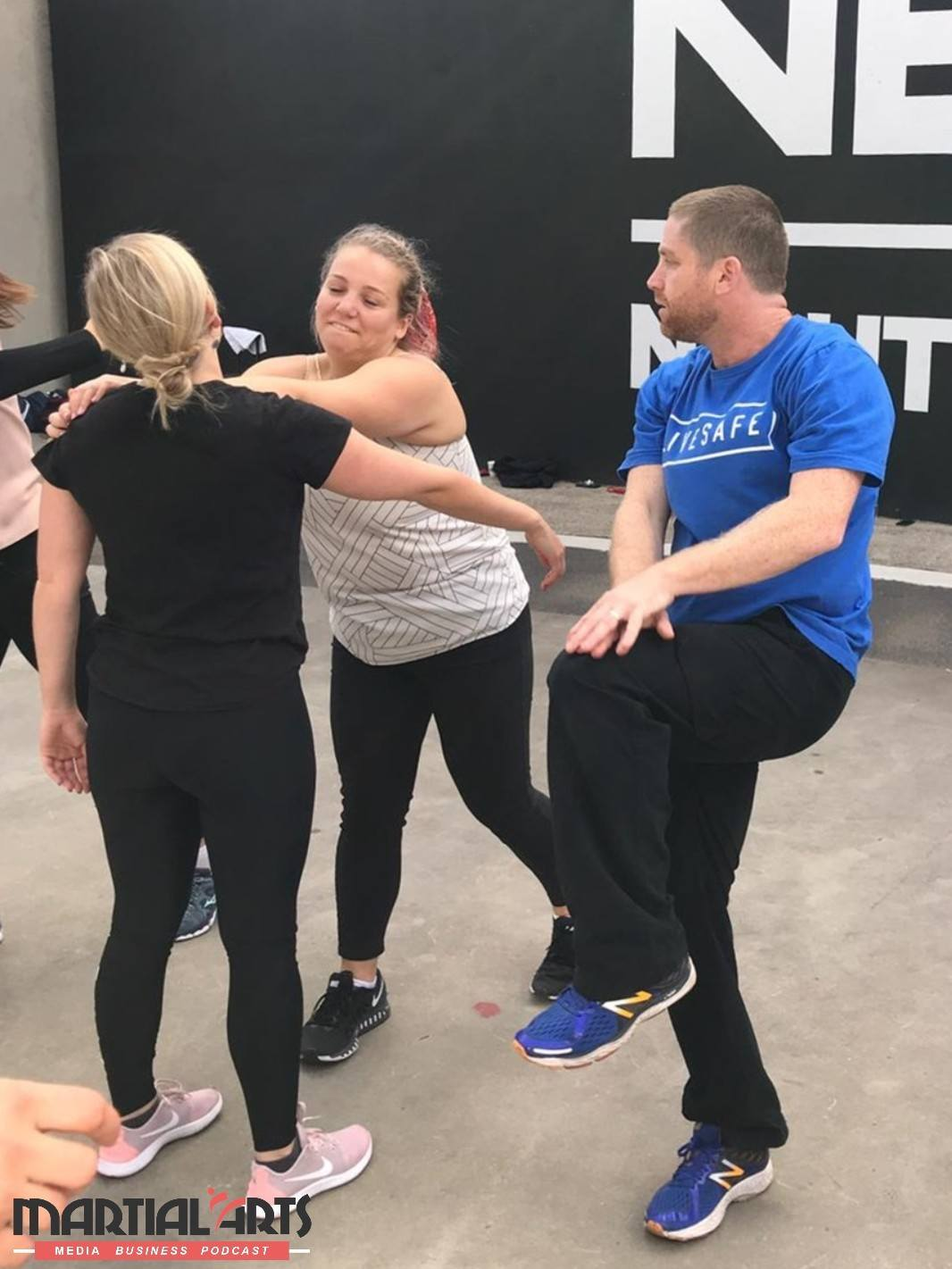 Self-Defence Courses
