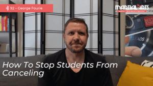 martial arts student retention