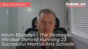 Kevin blundell martial arts