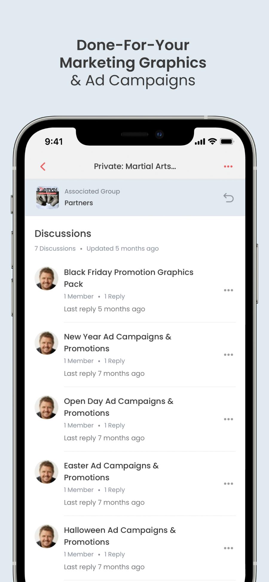 Martial Arts Media™ App Discussions