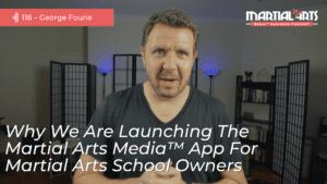 Martial Arts Media App